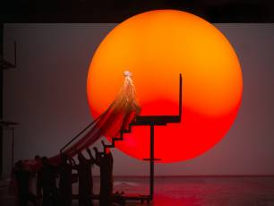Image for Live from the Met: Akhnaten}