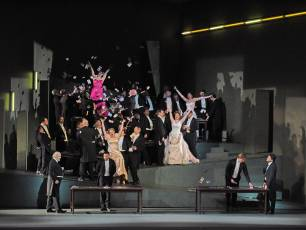 Image for Live from the Met: Manon}