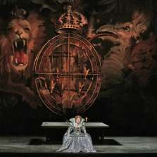 Image for Live from the Met: Maria Stuarda