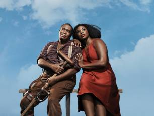 Image for Live from the Met: Porgy And Bess}