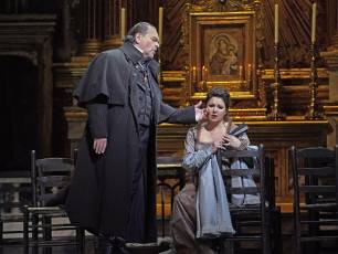 Image for Live from the Met: Tosca}
