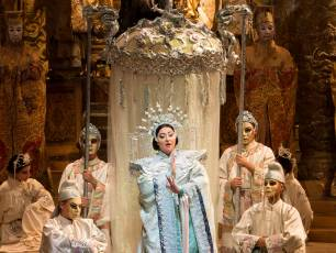 Image for Live from the Met: Turandot}