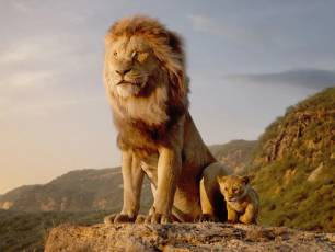 Image for Ciné Sunday: The Lion King}