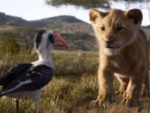 Image for Subtitled: The Lion King}