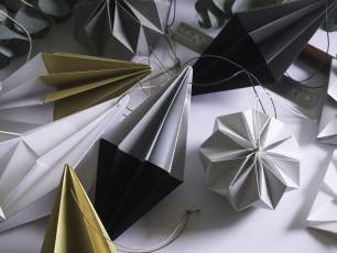 Image for Craft Sunday: Festive Folding with Kate Colin}