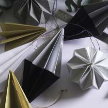 Image for Craft Sunday: Festive Folding with Kate Colin