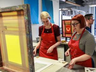 Image for Screen Printing (Beginners)}