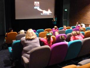 Image for Shorts for Tinies: film as a stimulus for Early Years' activity across the curriculum}