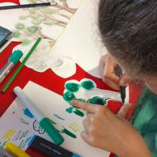 Image for Family Art Lab: Alberta Whittle
