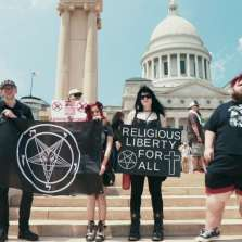 Image for Hail Satan?