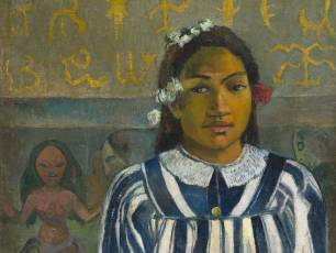 Image for Gauguin from the National Gallery}