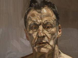 Image for Exhibition on Screen: Lucian Freud - A Self Portrait}