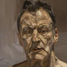 Image for Exhibition on Screen: Lucian Freud - A Self Portrait