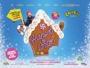 Image for Relaxed: CBeebies Christmas Show 2019}