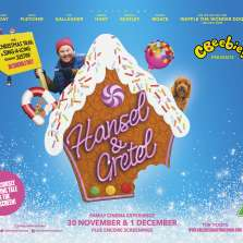 Image for Relaxed: CBeebies Christmas Show 2019