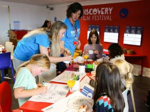 Image for Discovery Family Art Lab}