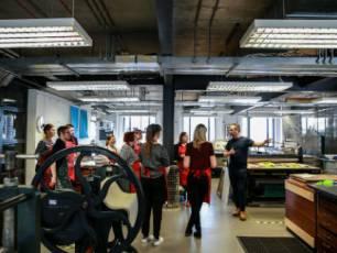 Image for Print Studio Tour for #WorkshopsWeek}