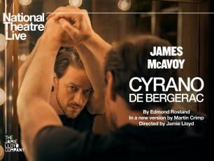 Image for NT Live: Cyrano de Bergerac}