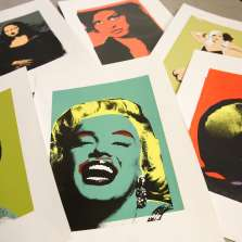 Image for Andy Warhol Class (April)
