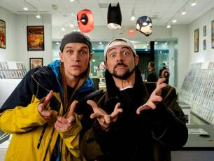 Image for Jay and Silent Bob Reboot + recorded Q&A}
