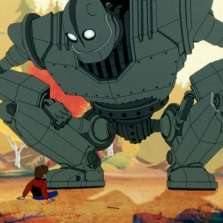 Image for Relaxed: The Iron Giant