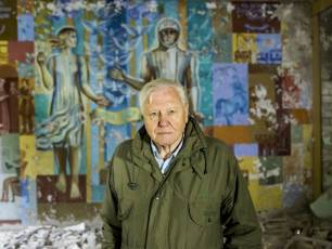 Image for David Attenborough: A Life on Our Planet - Live From the World Premiere}