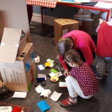 Image for Art at the Start: Messy Play + Creative Sessions (February)