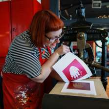 Image for Dundee Women's Festival: Lino Cutting (Introduction)