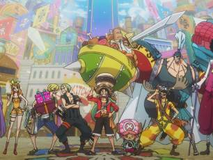 Image for One Piece Stampede}