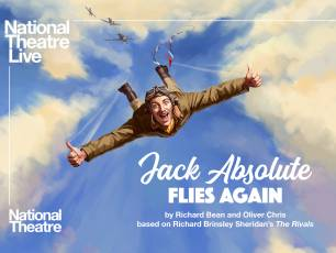 Image for NT Live: Jack Absolute Flies Again}