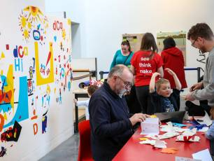 Image for See Think Make Do Open Weekend}