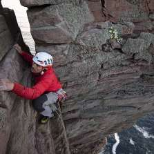 Image for Climbing Blind