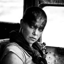 Image for Mad Max: Fury Road - Black and Chrome