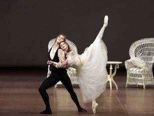 Image for Bolshoi: The Lady of The Camellias (Encore)}