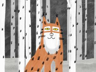 Image for A Lynx in the Town}