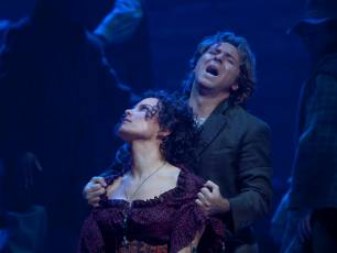 Image for Live from the Met: Carmen (Encore)}