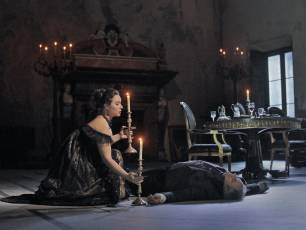 Image for Live from the Met: Tosca (Encore)}