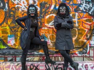 Image for Art Night: Guerrilla Girls}