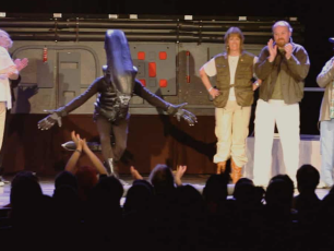 Image for Alien on Stage}