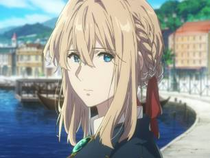Image for Violet Evergarden: The Movie}