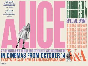 Image for The V&A Presents Alice: Curiouser and Curiouser}
