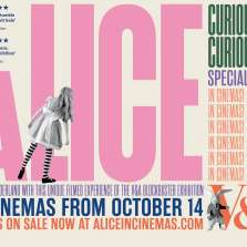 Image for The V&A Presents Alice: Curiouser and Curiouser