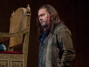 Image for Live from the Met: Boris Godunov}