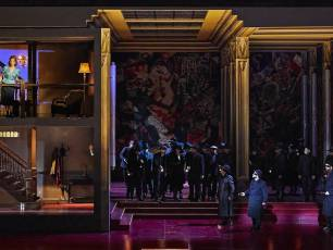 Image for Live from the Met: Rigoletto}