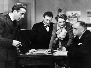 Image for The Maltese Falcon}