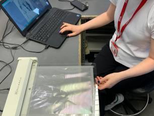 Image for MiScreen: Digital Desktop Screen Printing}