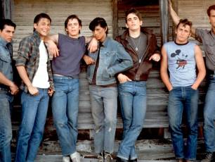 Image for The Outsiders: The Complete Novel}
