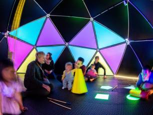Image for Rewired: Music Workshops with Soundplay Projects}