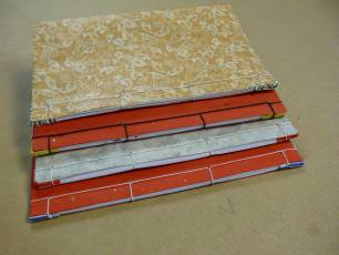 Image for Bookbinding: Non-adhesive Techniques}