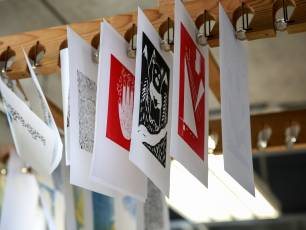 Image for Lino Printing with Liz Myhill}